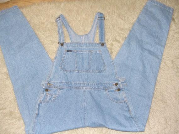 Vintage Wrangler Denim jeans Coveralls Overalls Co