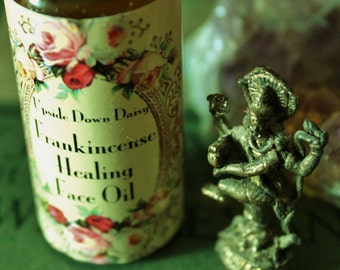 Frankincense Face Oil, serum