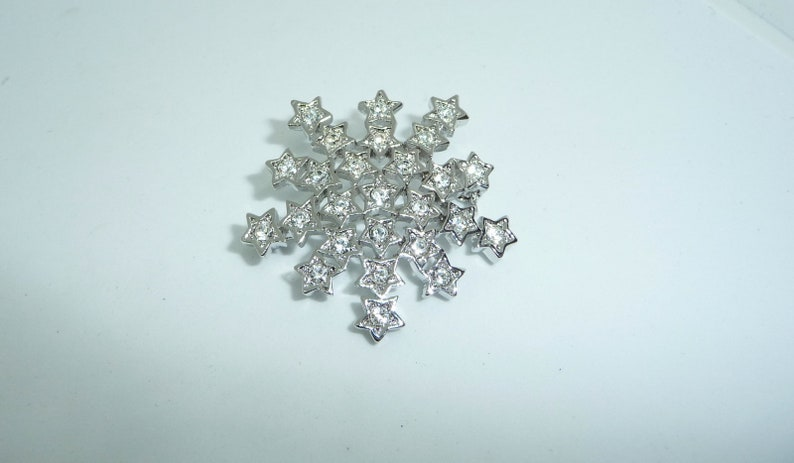 Wedding Bridal Star Flower Snowflake Shape Rhinestone Crystal Brooch Pin Jewelry
