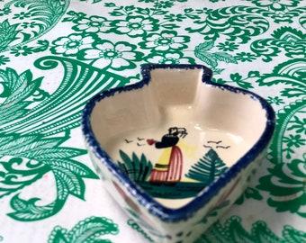 Vintage Quimper Pottery