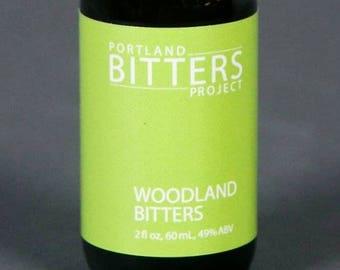 Portland Bitters Project Woodland Bitters with Douglas Fir!