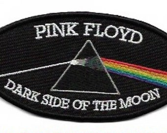 PINK FLOYD the dark side of the Moon Collectible Pendentif Lapel Hat Pin