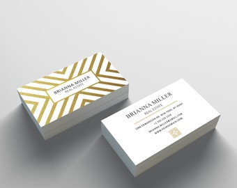 Business card template 04 2 sided business card design etsy business card template 05 2 sided business card design photoshop business card template gold foil business card friedricerecipe Images
