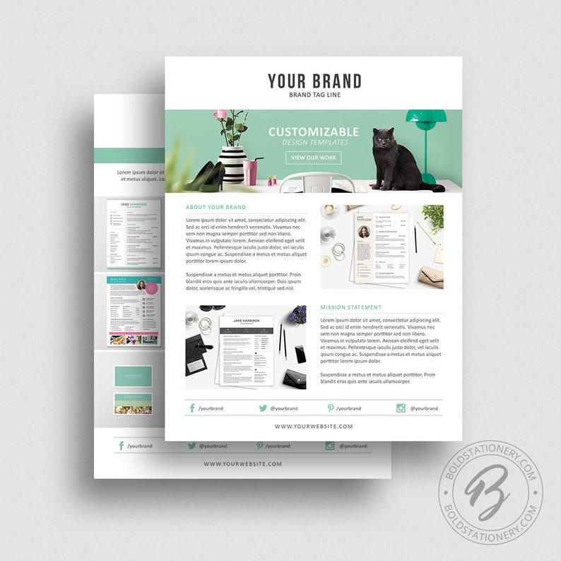 Product Media Kit Template 07  Press Kit  Pitch kit  image 0