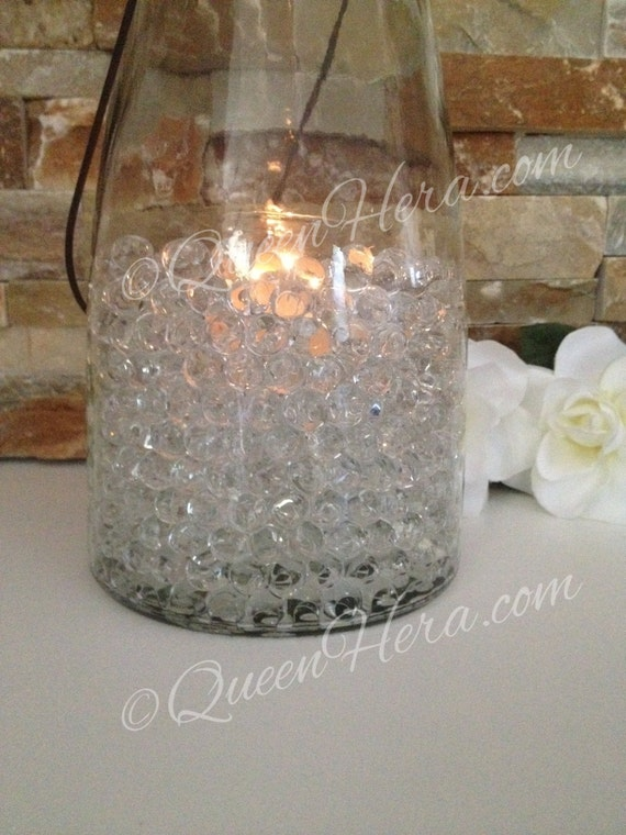 Clear Water Pearls Gels Vase Fillers 3000500010000pcs Use Etsy