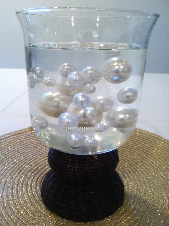 Transparent Water Absorbing Gel Beads Used For Floating Pearls Etsy