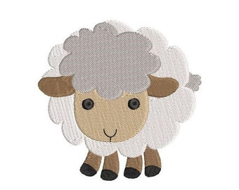 965af98cf0d5 Mini Sheep Embroidery Design