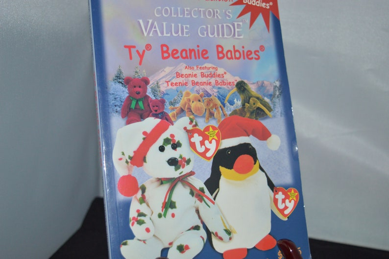 1d4d6ee7abb Collector s Value Guide   Ty Beanie Babies   Winter 1998