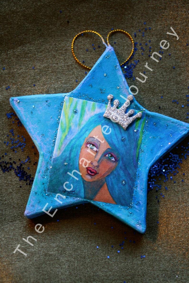 Believe in Mermaids Star image 0