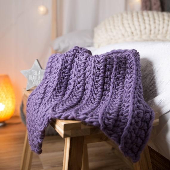 Anfänger Häkeln Set Baby Decke Diy Häkeln Kit Lernen Zu Etsy