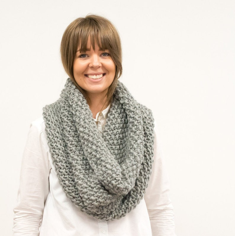 Hepburn Scarf Knitting Kit