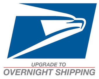 Upgrade to Priority Express Shipping *UNITED STATES ONLY*