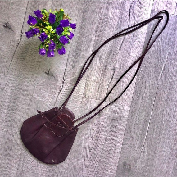 Vintage Halston Shoulder Bag/Crossbody Purse