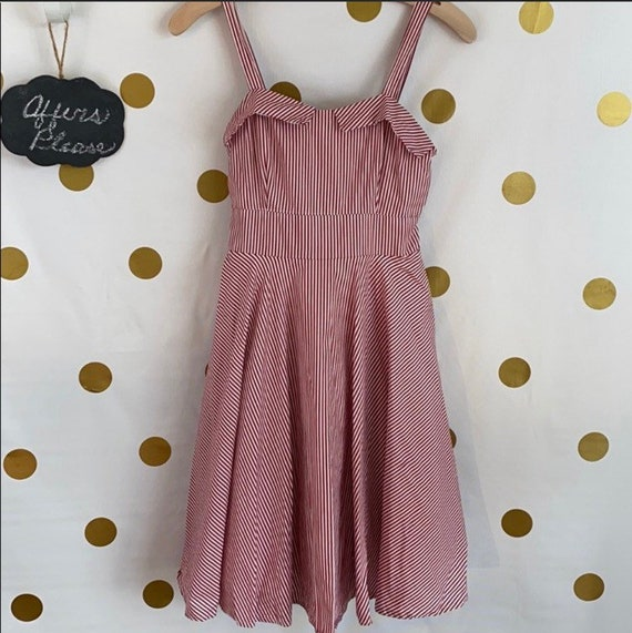 Vintage Swing Mini Dress Size XS/Small