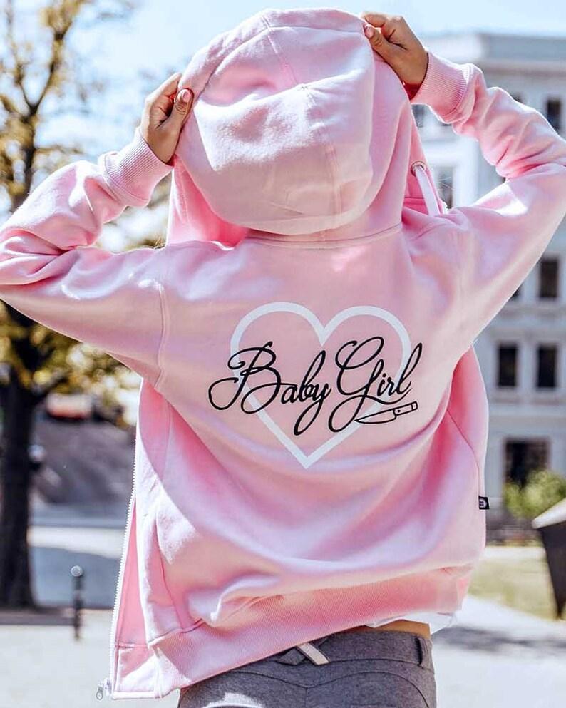13002b2e75 Bluza rozpinana BabyGirl