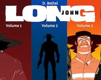Long John 3-Book Bundle *Best Value*