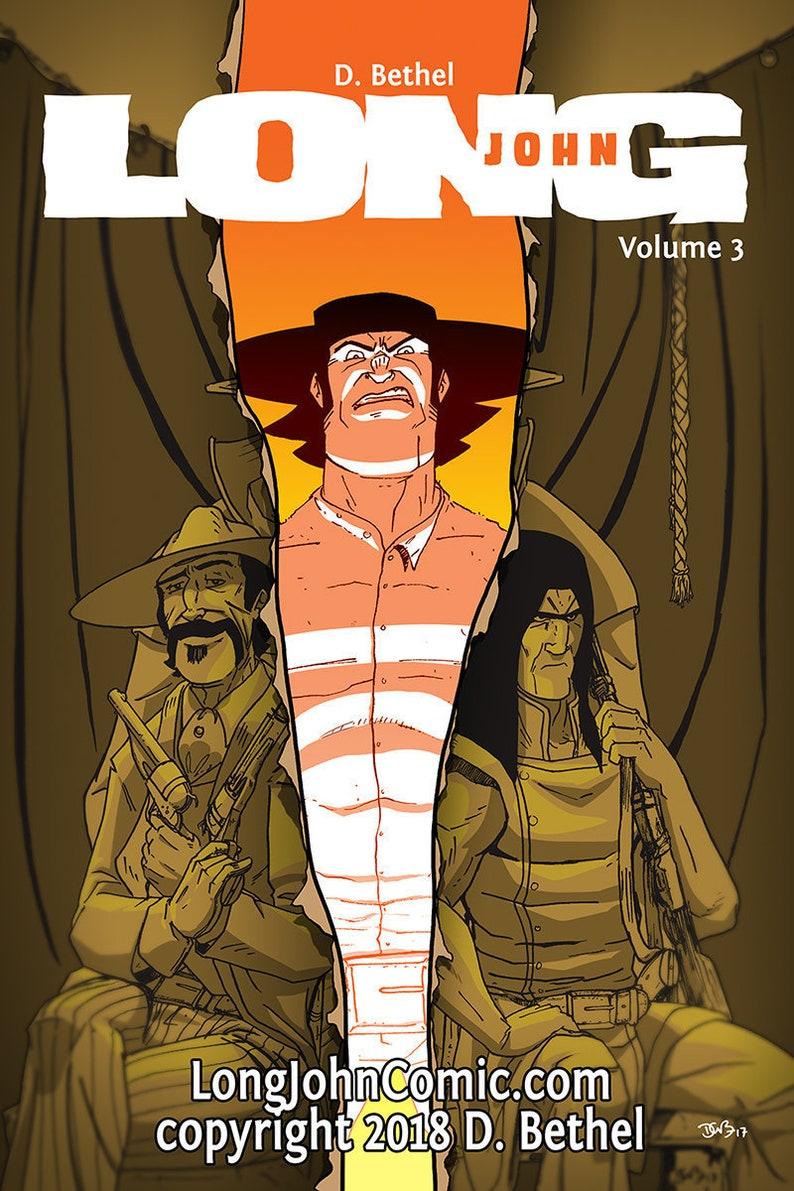 Long John Volume 3 image 0