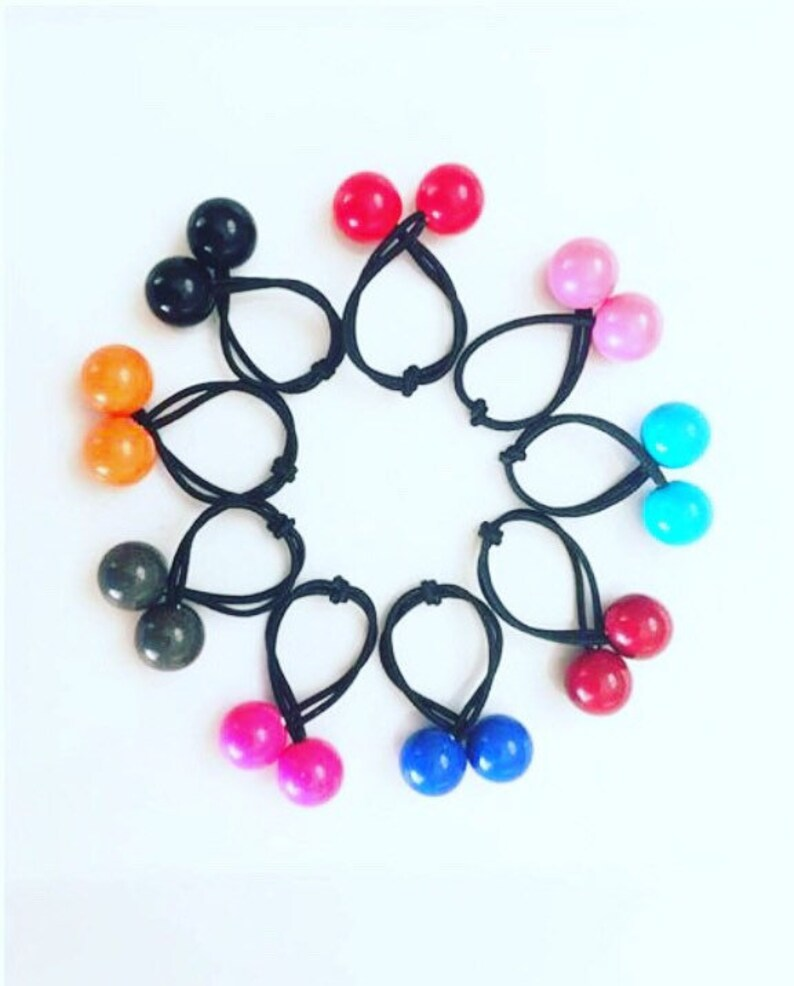 Small Ponytail   Ball Hair Ties   Hair Ties   Ponytail Holders  70a24c0e08d