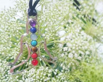 Chakra Yoga Necklace