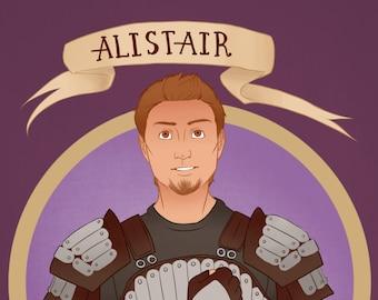 Alistair theirin | Etsy