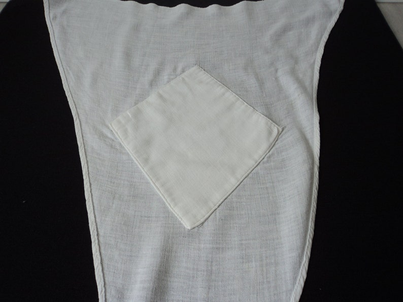 French Vintage rare babies washable cotton nappy  diaper 04163-04171