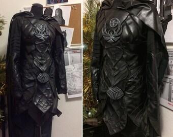 Nightingale armor from Skyrim eco leather cosplay costume