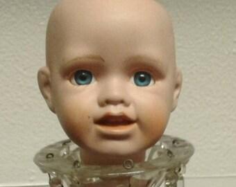 Ooak Ms Crystal Lighthead Lamp