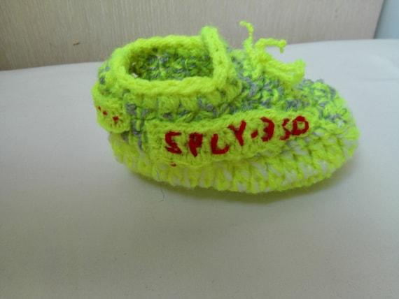 PATTERN Adidas Yeezy Slippers Crochet