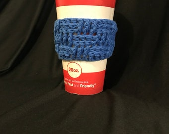 Coffee Sleeve * Reusable * Eco-Friendly Coffee Cup Cozy