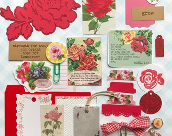 Bible Journaling Kit- The Beauty of The Lord