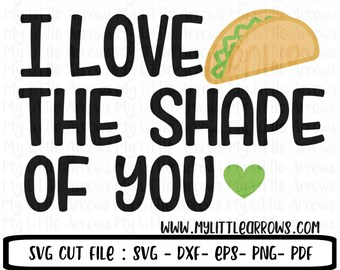 Exceptional Funny Taco Quotes   Taco Svg   Cricut Cameo Files   SVG Dxf Eps Png Files