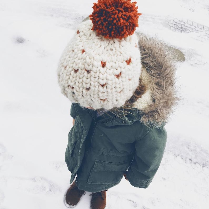 Fair Isle Hat Pattern Crochet Hat Patterns Crochet Pattern Etsy