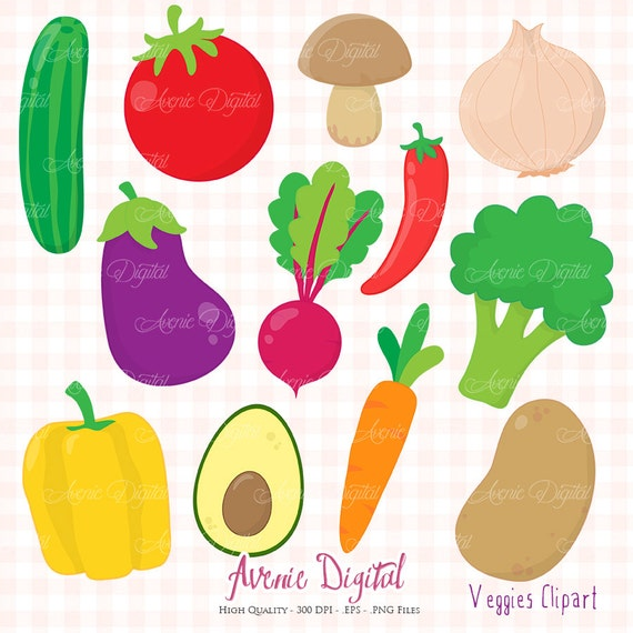graphic regarding Printable Vegetables named Vegetables Clipart. Sbook printable Planner Stickers Clip