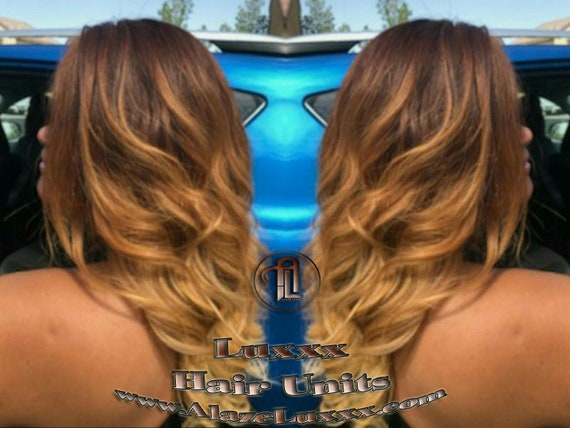 Highlights Balayage Colorist Brown Honey Blonde Ombre Wig Maker Virgin Hair Unit Wig Closure Blonde Wig 27 613 Platinum Dark Roots Alopecia