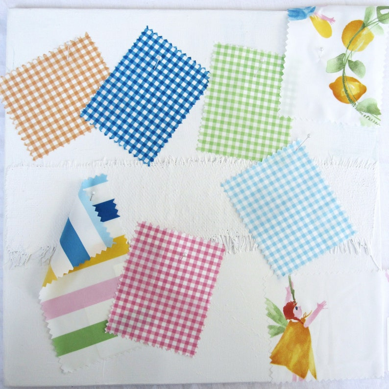 SALE/% LILITH Meterware Voile fabric fabric tissu elves elves elves children nursery Nya Nordiska