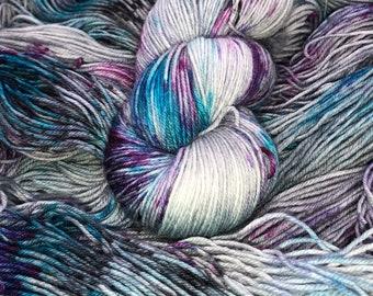 Cassiopeia Hand Dyed Yarn