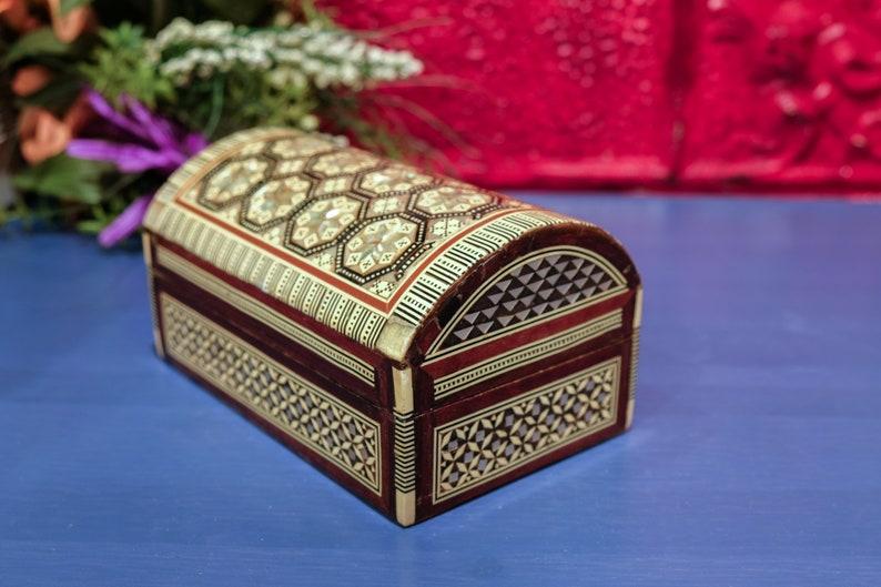 Handmade Wooden Box Vintage Ring Bearer Wedding Ring Proposal \u0415ngagement Wooden Trinket Jewelry Storage Vanity Dresser Decor Gift Idea