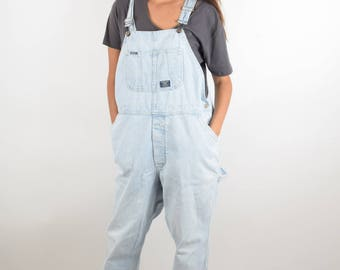Vintage Dungarees Rifle Work Line Denim W40 L34 (1487)