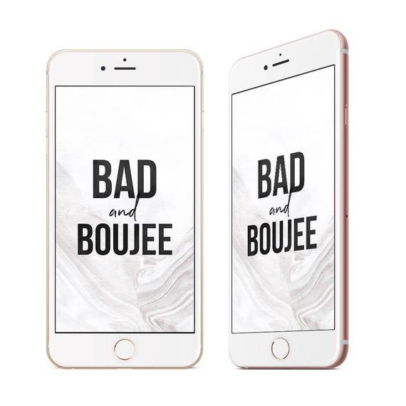 Iphone Wallpaper Lit Series Instant Download Get All 3 Styles Lit Af Bitch Don T Kill My Vibe Bad Boujee Bonus Watch Wallpaper