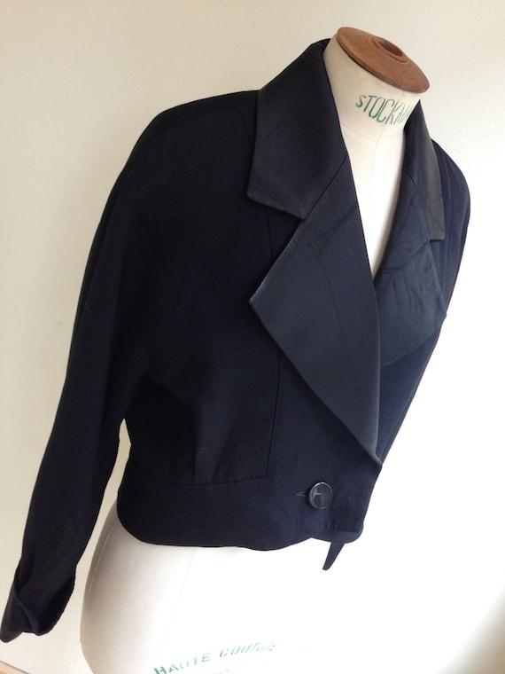 Guy Laroche 80s  spencer jacket
