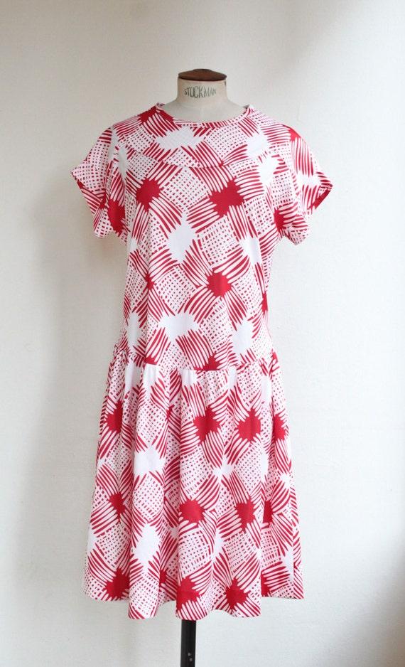 20s cut Summer dress