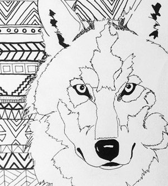 Native American Warrior on Native American Day Coloring Page - NetArt | 632x570