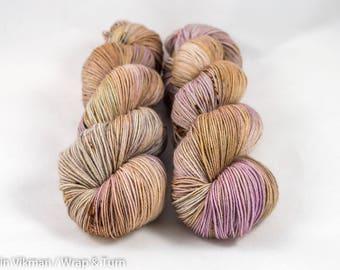 Feather - Sock (Superwash Merino and Nylon)