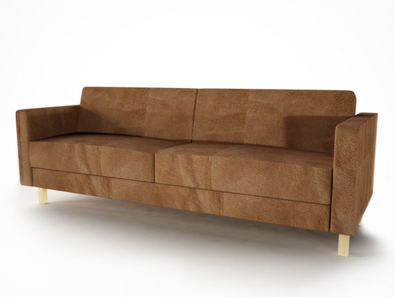Incredible Slipcover For Ikea 3 Seat Karlstad Sofa Not Bed Sofa Download Free Architecture Designs Scobabritishbridgeorg