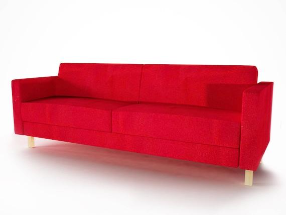 Ikea 3 Seat Karlstad Bed Sofa, Karlstad Sofa Bed Cover