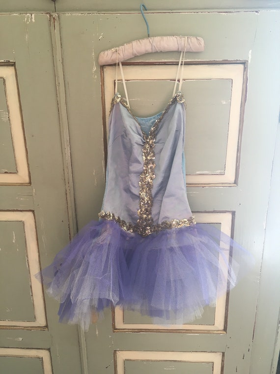 A beautiful French vintage Ballet/Showgirl Costume