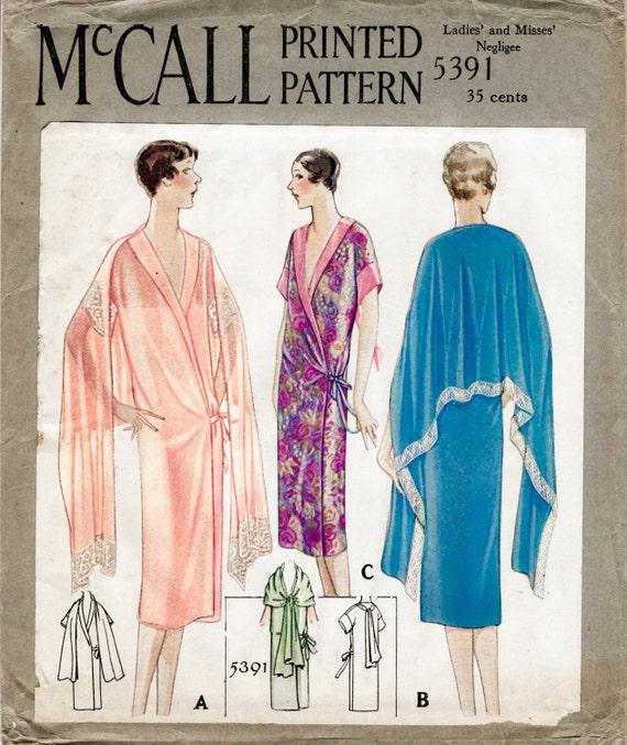 1920er Jahre 20er Jahre Vintage Dessous Nähen Muster Flapper | Etsy