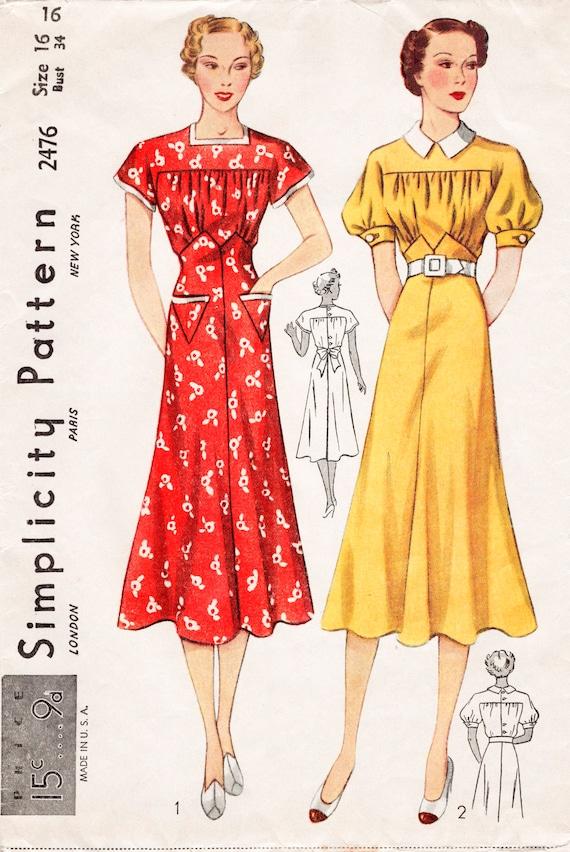 Kleid 30 er jahre