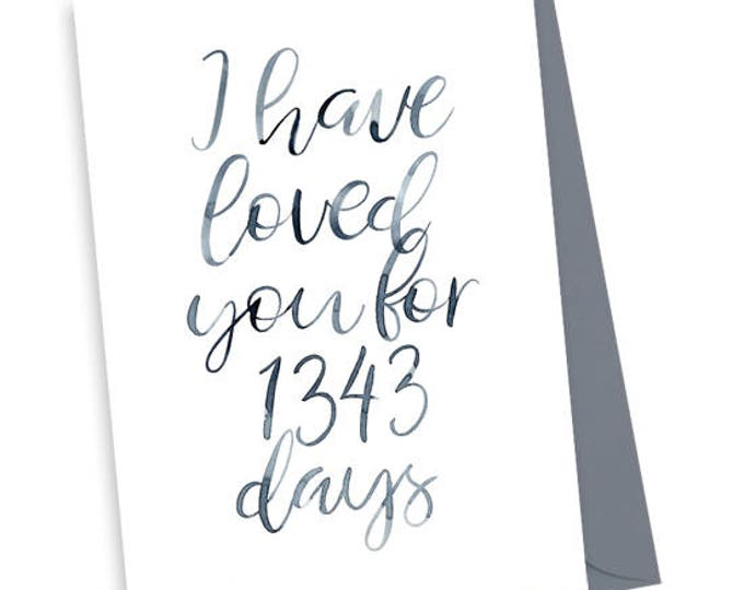 I Have Loved You For Card, Wedding Card, To My Groom on Our Wedding Day Card, Bride Card, Anniversary Card, Personalised & Printable
