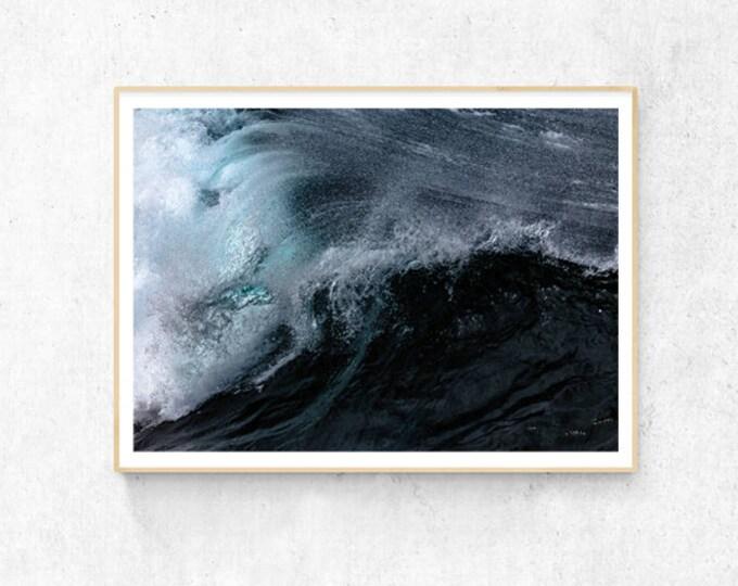 L'océan 2 - Premium Print